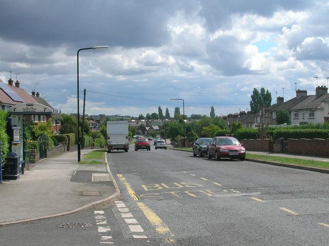 Katherine Road, Thurcroft