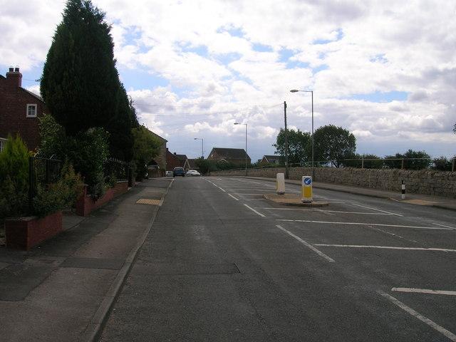 St Johns Road, Laughton en le Morthen