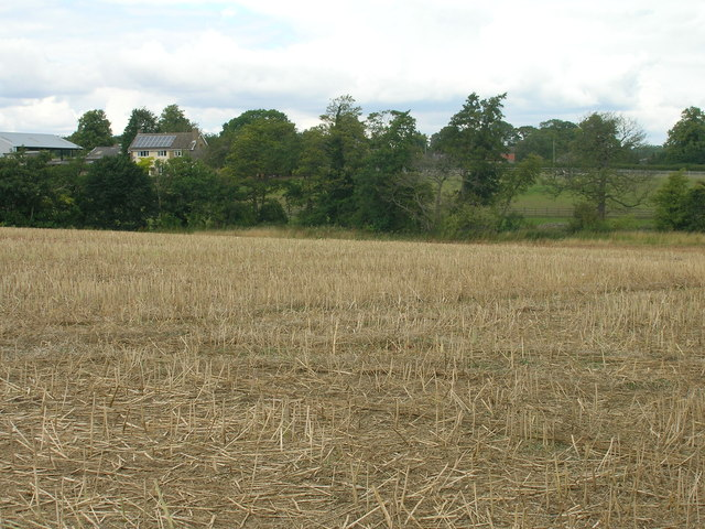 Farmland off New Road