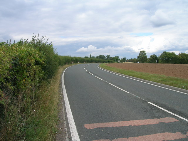 A60 towards Doncaster