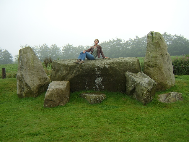 Easter Aquhorthies Recumbent Stone Circle