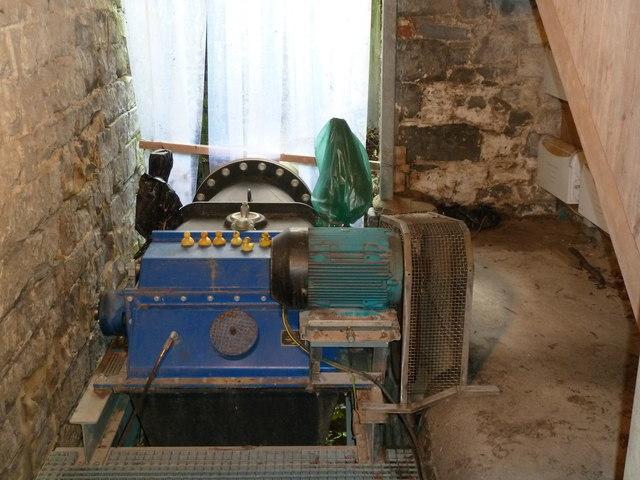 Microhydropower, Lyme Regis
