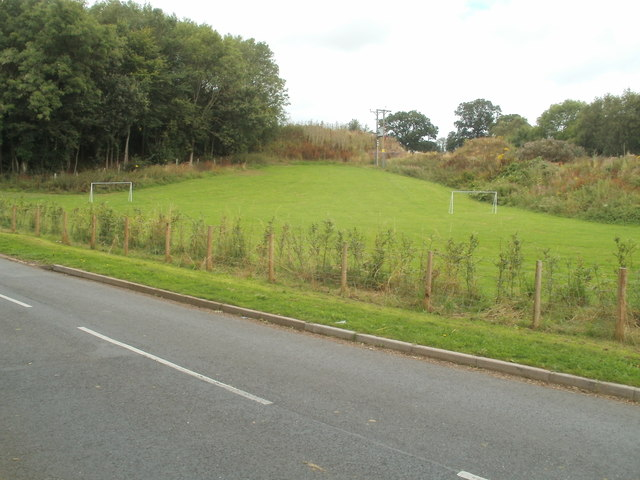 Movable goalposts, Bronllys