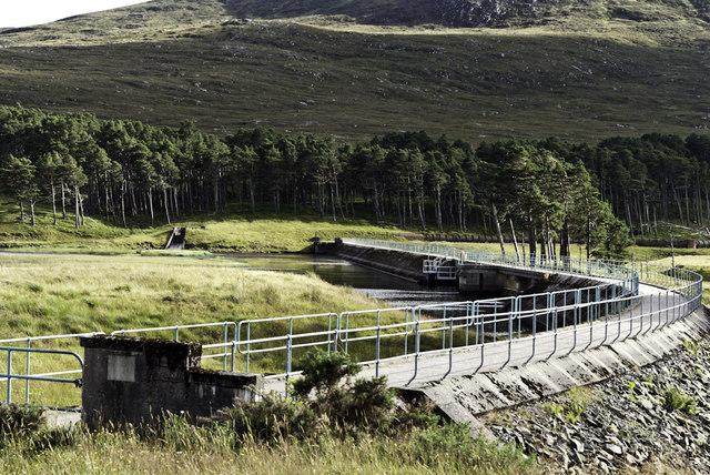 Droma Dam