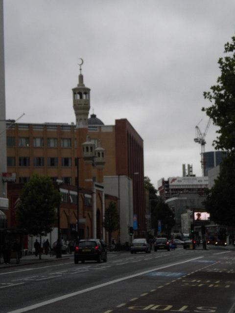 Whitechapel Road E1