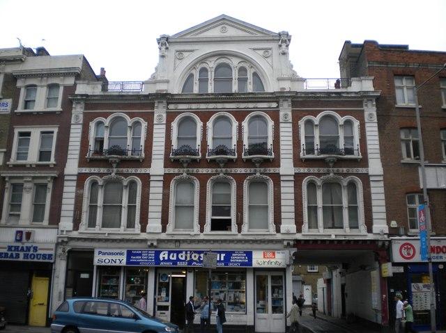 Audiostar, Whitechapel Road