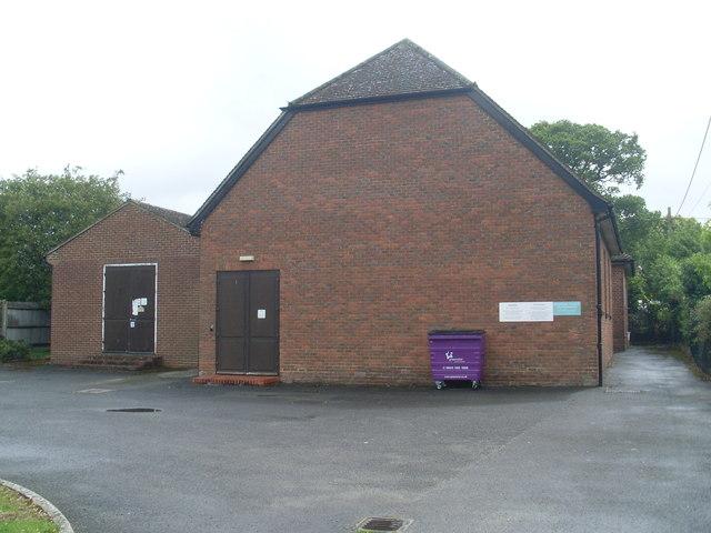 Brockenhurst Telephone Exchange