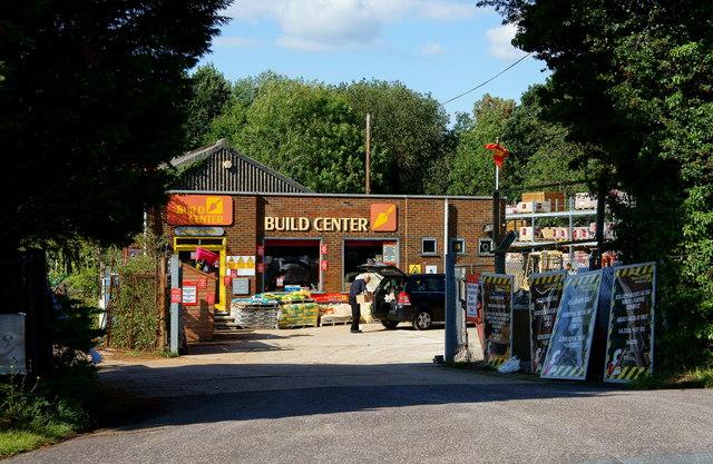 Build Centre, Burgess Hill, Sussex