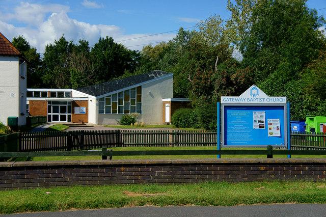 Gateway Baptist Church, Burgess Hill, Sussex