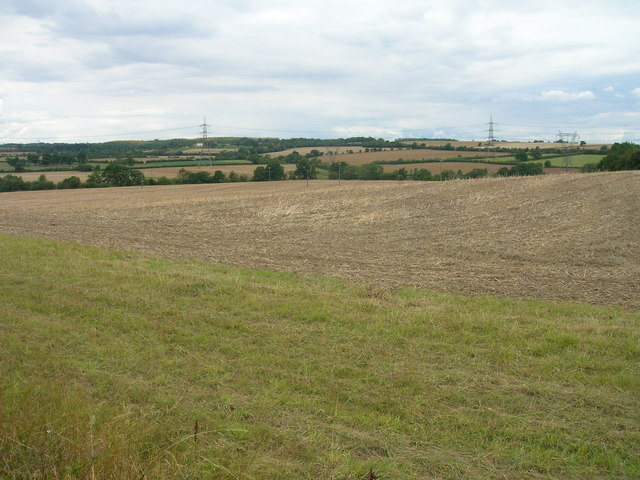Farmland of the A631