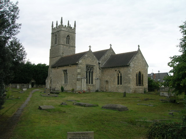 St Winifred's Church, Stainton