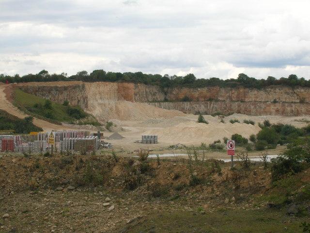 Quarry off Hirst Lane