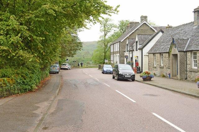 A816 at Kilmartin (1)