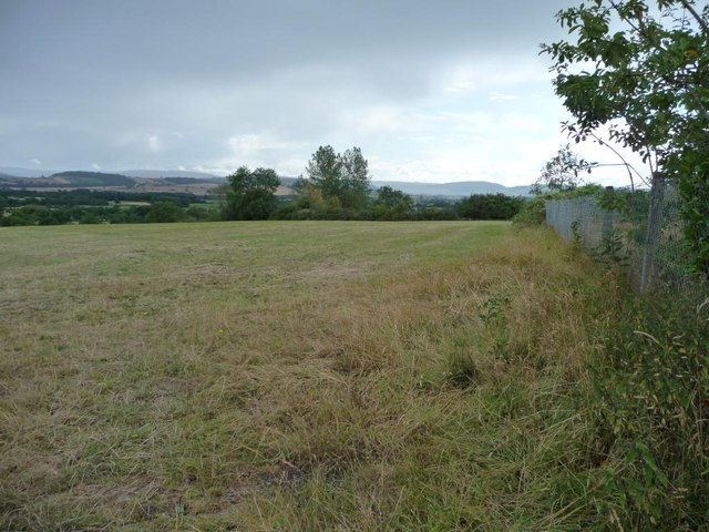 Field on the south side of Wentnor