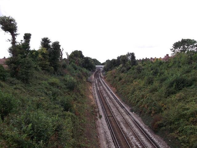 Railway to Albany Park