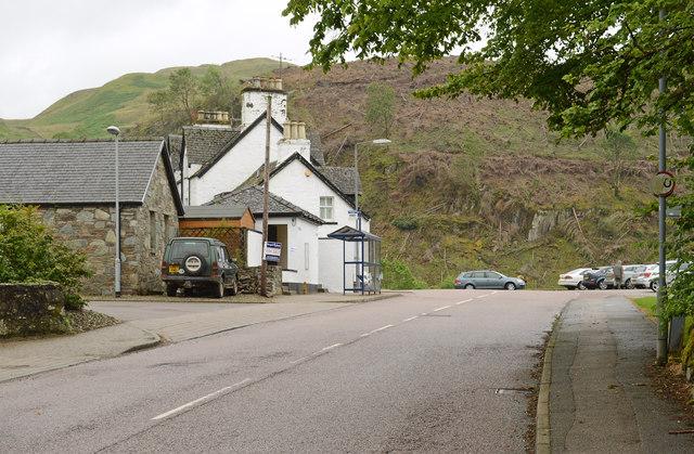 A816 at Kilmartin (2)