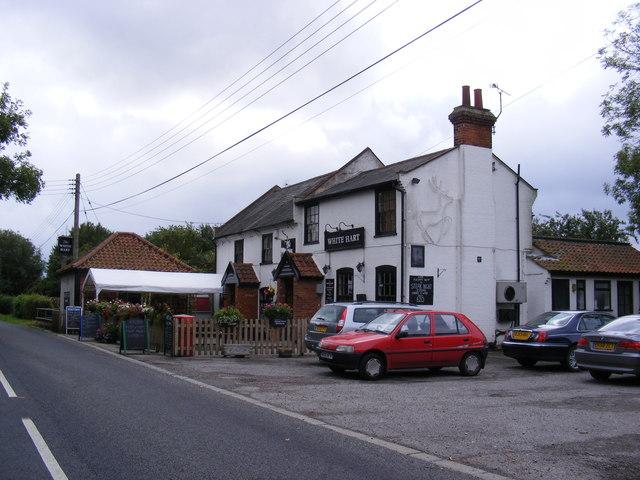 White Hart Public House, Otley