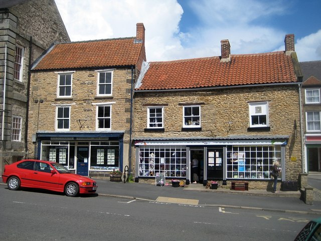 No's 24 & 26,  Market Place