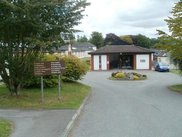 Day hospital, Bronllys