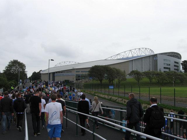 American Express Community Stadium