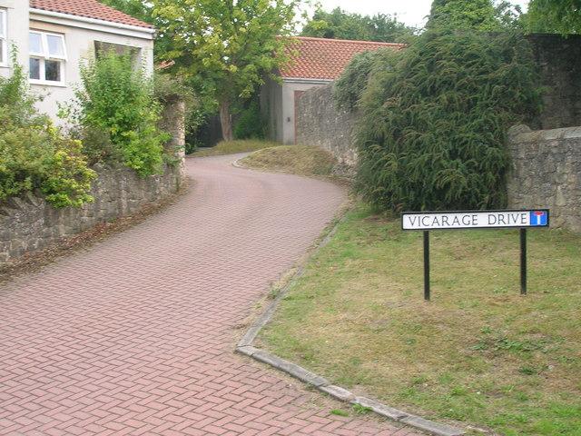Vicarage Drive, Wadworth