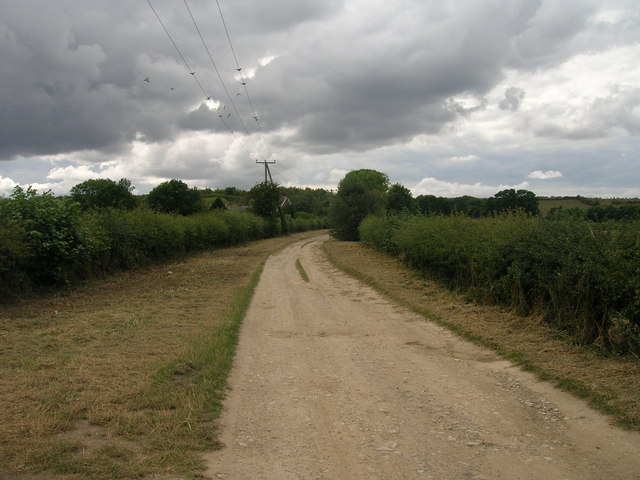Track to Spring Farm