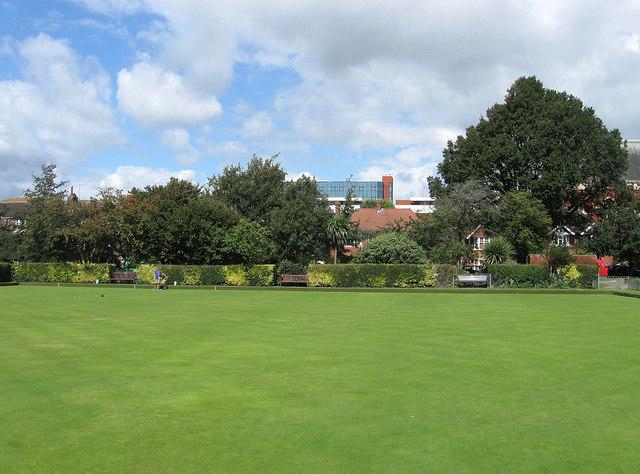 Bowling Green, St Ann's Well Gardens