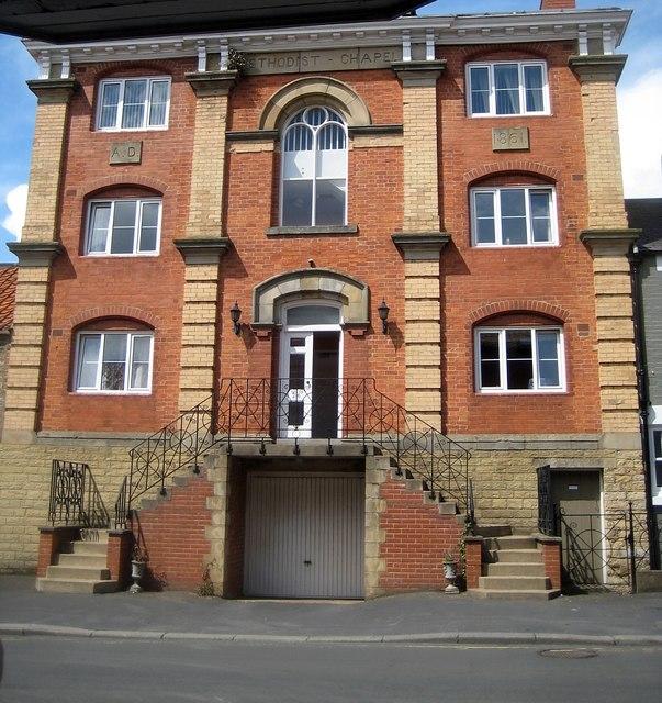 Methodist Chapel, No 26, West End (2)