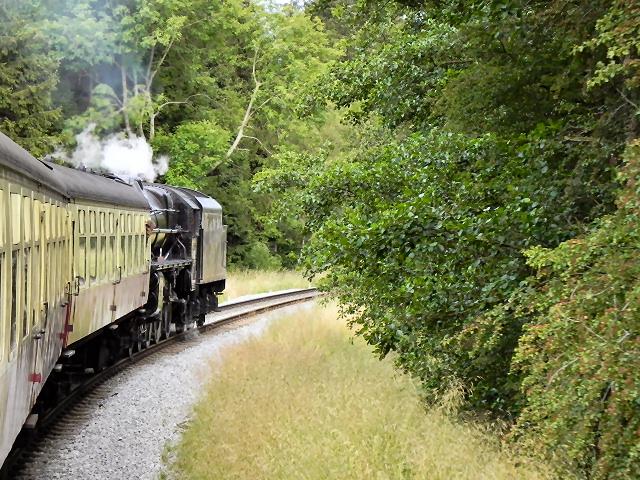 North Yorskshire Moors Railway