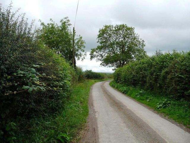 Lane to Hobarris