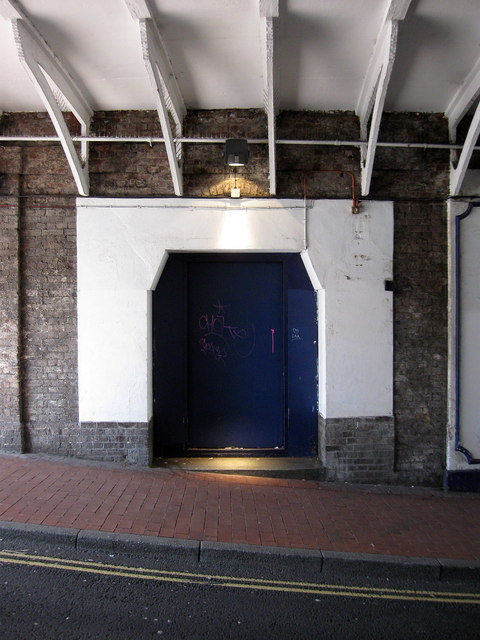 Old Entrance to Brighton Station