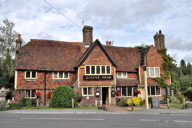 The Queen's Head - Sedlescombe