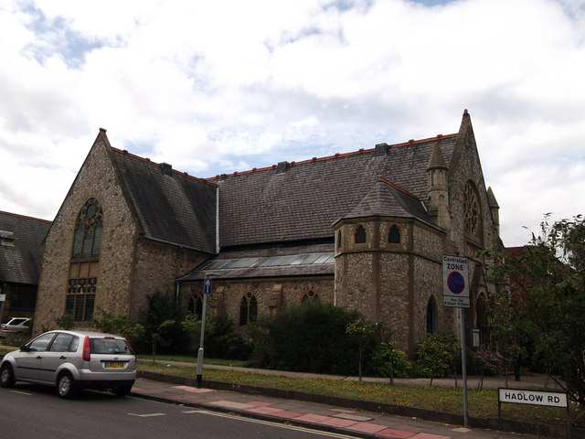 Emmanuel Church, Sidcup