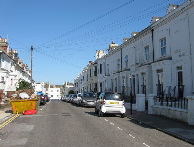 Mill Row, West Hill Road