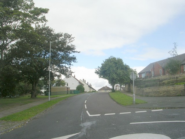 Festival Avenue - viewed from Gaisby Lane