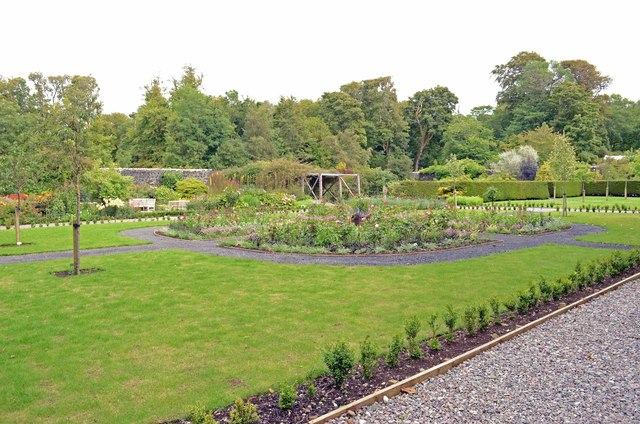 The Walled Garden, Dunvegan Castle