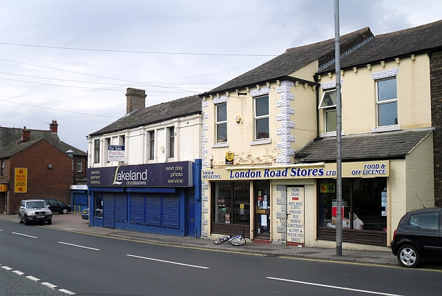 Lakeland dry cleaners and London Road Stores