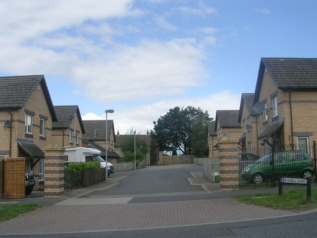 Bluebell Close - Gaisby Lane