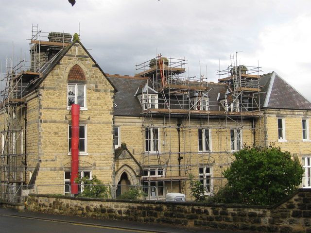 Refurbishment of the old school
