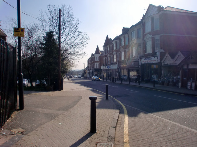 Station Road, Winchmore Hill, London N21