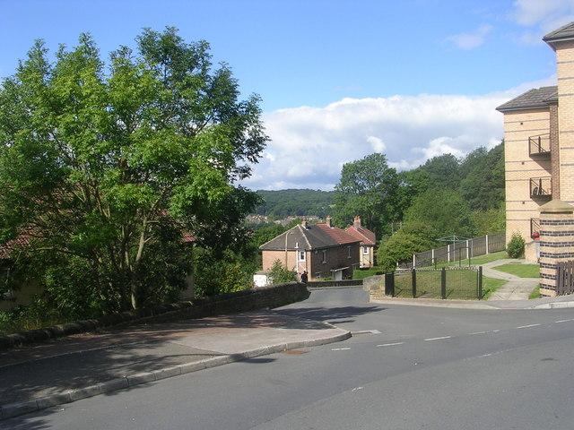 Crimshaw Lane - Gaisby Lane