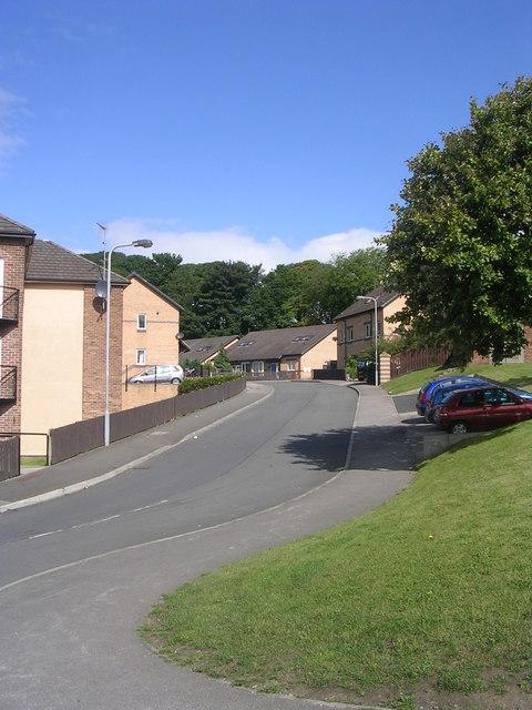 Gaisby Rise - Crimshaw Lane