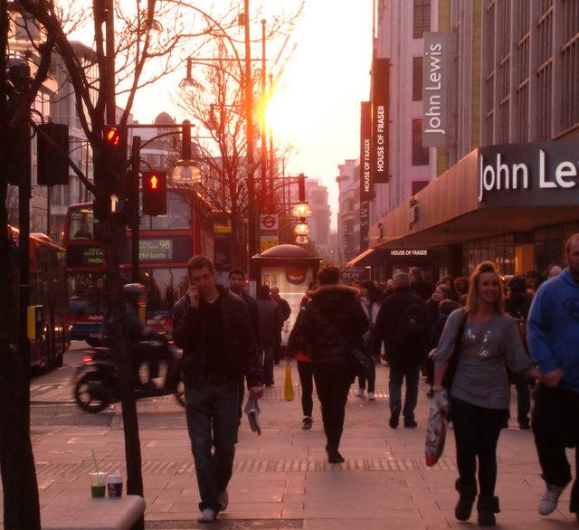 Oxford Street, London W1