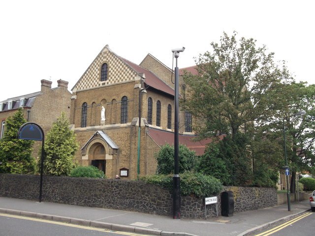 St. Lawrence of Canterbury Church, Sidcup