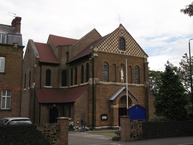 St. Lawrence of Canterbury Church, Sidcup (2)