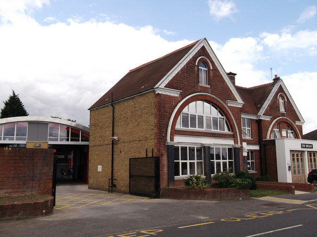 Sidcup Fire Station