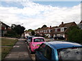 TQ4572 : Appledore Crescent by David Anstiss