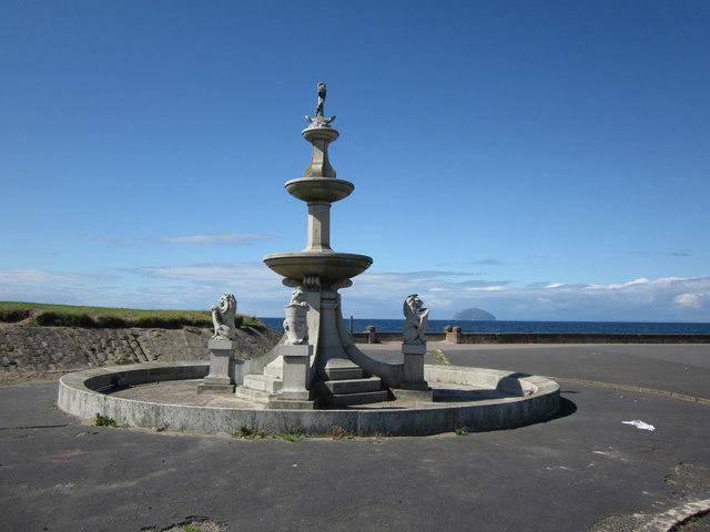 Shore Fountain