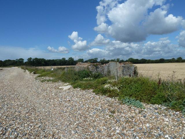 Along the coast from Atherington to Elmer (11)