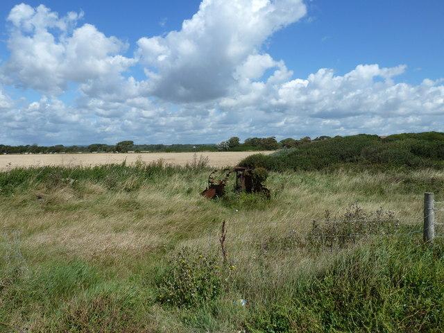 Along the coast from Atherington to Elmer (12)